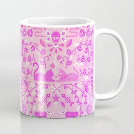 Kitten Lovers – Pink Ombré Coffee Mug