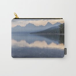 Early Morning at Lake McDonald - Glacier NP Carry-All Pouch