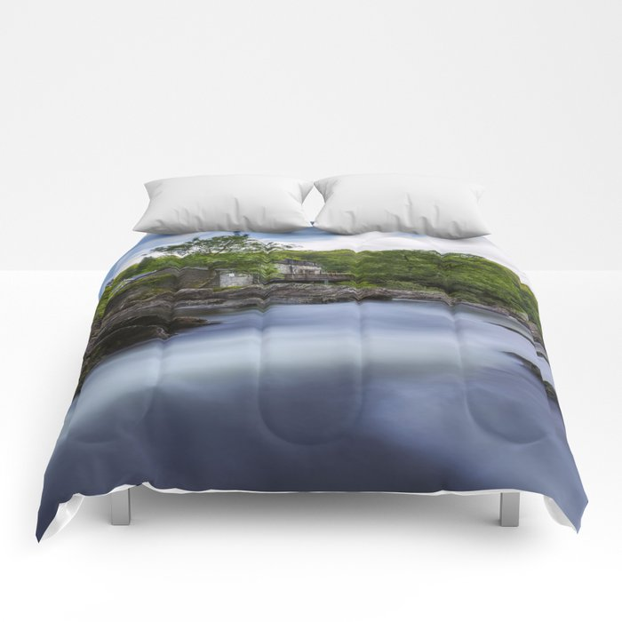 Peaceful Waters Comforters