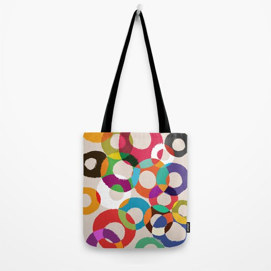 Loop Hoop Tote Bag