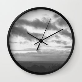 104 | hill country Wall Clock