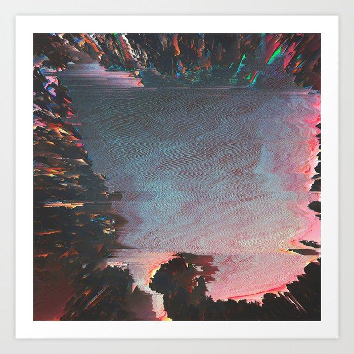 Paroxysm Art Print