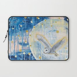 The First Full Moon Laptop Sleeve