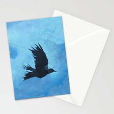 As The Crow Flys Stationery Cards