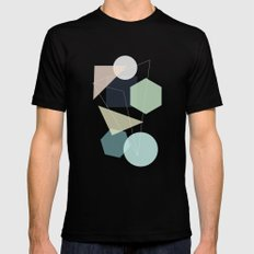 Graphic 113 Mens Fitted Tee Black SMALL