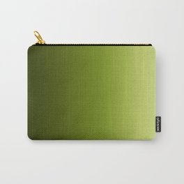 Ombre Greens Reversed 1 Carry-All Pouch