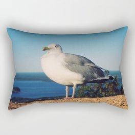 Brooklyn Gull Rectangular Pillow
