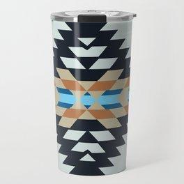 American Native Pattern No. 133 Travel Mug