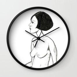 A Simple way Wall Clock