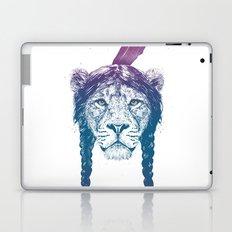 Warrior lion II Laptop & iPad Skin