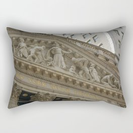 Finance Bros Rectangular Pillow