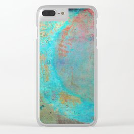 Uranus Clear iPhone Case