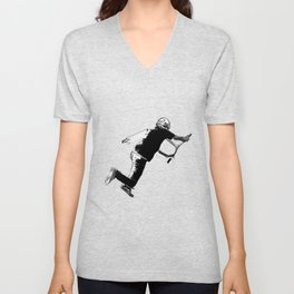 Tail-whip - Stunt Scooter Trick Unisex V-Neck