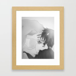 Jerza - This Time Framed Art Print