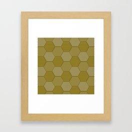 Op Art 78 Framed Art Print