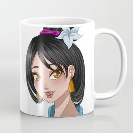[Mulan] Bride Coffee Mug
