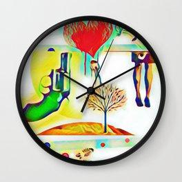Covert Wall Clock