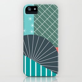 Poster Background | Fan Metal iPhone Case