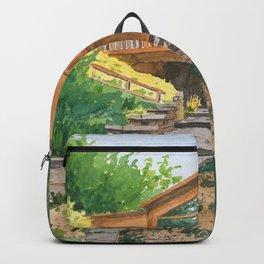William #6 Backpack