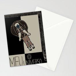 MEU UNIVERSO (My Universe) Stationery Cards