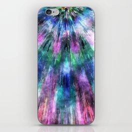Textured Watercolor Tie Dye iPhone Skin