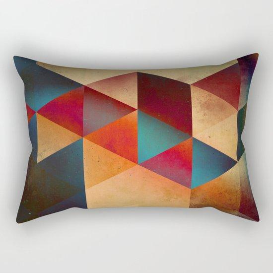 auburn hyyrt Rectangular Pillow