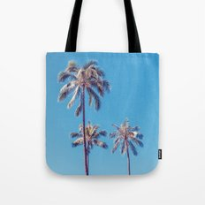 palm tree ver.sunny day Tote Bag