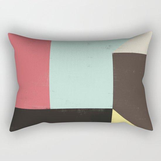 HERE III Rectangular Pillow
