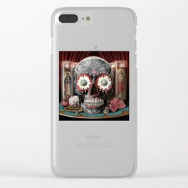 Mariachi Clear iPhone Case