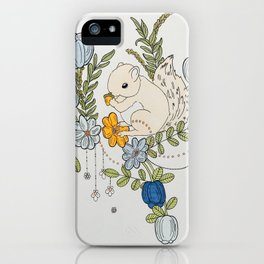 Sometimes You Feel Like A Nut iPhone Case