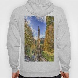 Allan Ramsey And Edinburgh Castle Hoody