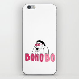 BONObo iPhone Skin