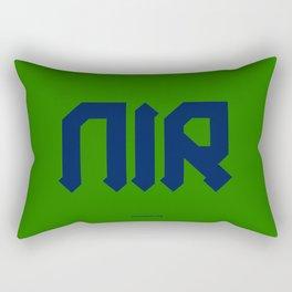 Euro 2016: Northern Ireland Rectangular Pillow