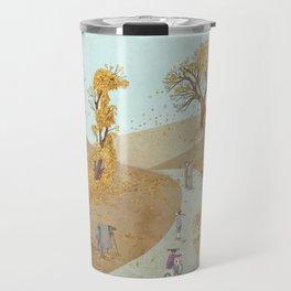 The Night Gardener - Autumn Park Travel Mug