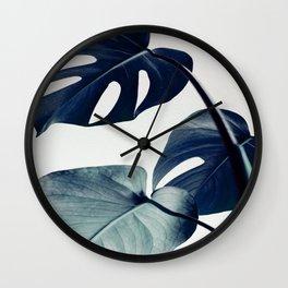 botanical vibes II Wall Clock