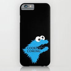 Cookies are coming iPhone 6s Slim Case