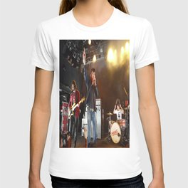 Arctic Monkeys in Williamsburg, New York T-shirt