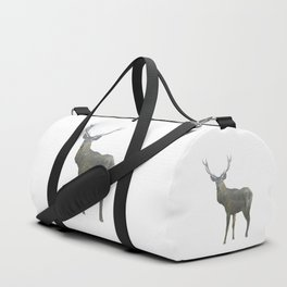 Deer patronus Duffle Bag
