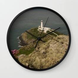 South Stack Lighthouse Wall Clock