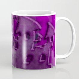 Midnight at castle ruins ... Coffee Mug