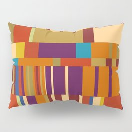 Chopin Prelude (Warm Colours) Pillow Sham