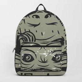 Houston - we have a Problem Backpack