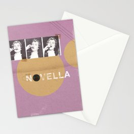 Novella series Stationery Cards