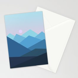 Landscape NC 01 Stationery Cards