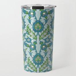 Floral ornament Travel Mug