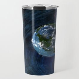 Earth Is In Trouble Travel Mug
