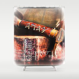 Sword of Truth 02-03 Shower Curtain