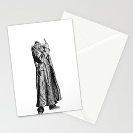 Madman with a Box: 10 Stationery Cards