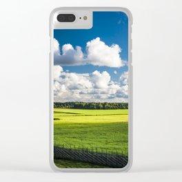 Saaremaa 1.5 Clear iPhone Case