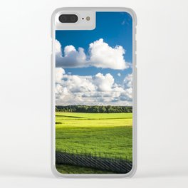 Saaremaa 1.5 Clear iPhone Case